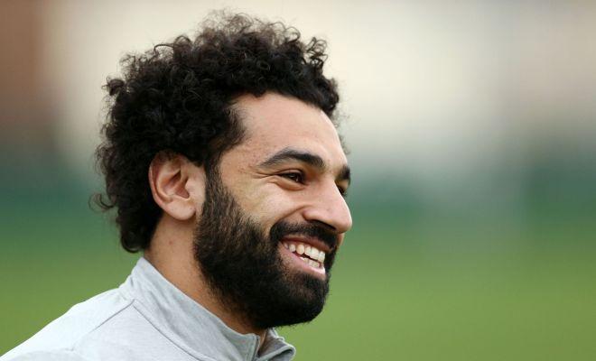 Selama Ramadan, Mohamed Salah Latihan Sebelum Imsak