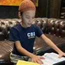 Tetap Belajar Ngaji Meski Secara Online, Noah Sinclair Panen Pujian Warganet