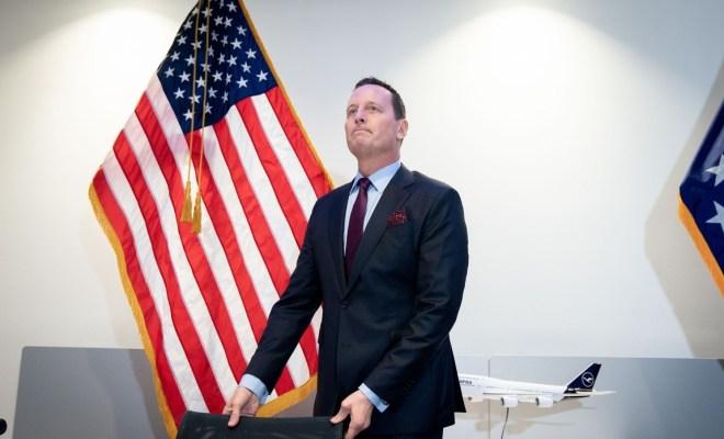 Duta Besar AS untuk Berlin Adu Mulut dengan Anggota Parlemen Jerman