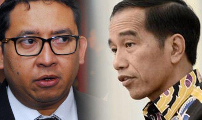Fadli Zon: Kebijakan Terbaik Jokowi adalah Mengangkat Prabowo Jadi Menhan