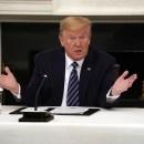 Gedung Putih Dilaporkan Rujuk Kembali dengan WHO Setelah Trump Berubah Pikiran