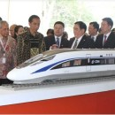 Jokowi Akan Bangun Kereta Cepat Jakarta–Surabaya