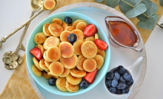 Kreasi Baru Sereal Pancake Mudah Dibuat