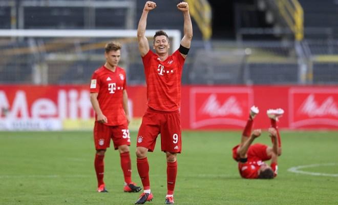 Liga Jerman: Bayern Munchen Menang Telak 5-0 atas Fortuna