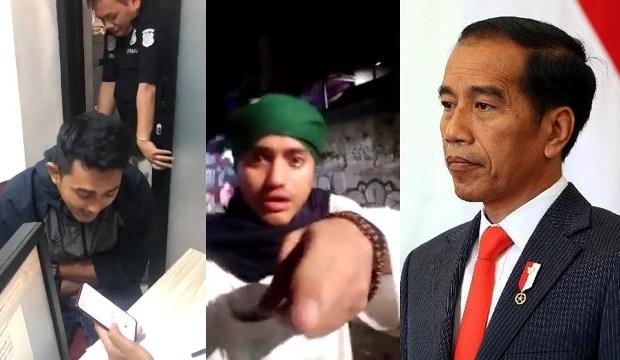 Ancam Bunuh Jokowi, Fahri Divonis Penjara 255 Hari