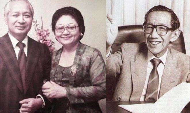 Meski Besanan, Soeharto Ternyata Pernah Marah ke Ayah Prabowo, Soemitro Djojohadikusumo