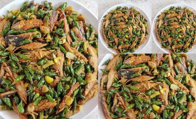 Cara Masak Tongkol Cabai Hijau sebagai Hidangan Pembuka Buka Puasa
