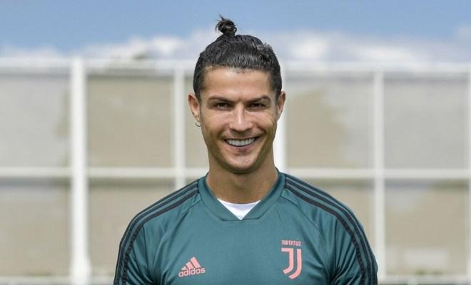 Momen Kembalinya Ronaldo Pasca 72 Hari Tinggalkan Juventus