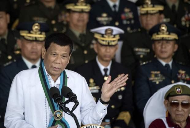 Polisi Filipina Tangkap Sejumlah Penebar Ancaman Pembunuhan terhadap Presiden Duterte