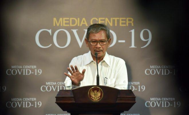 Update Corona Saat Idulfitri, Wilayah Anies Terbanyak Kasus Positif Baru