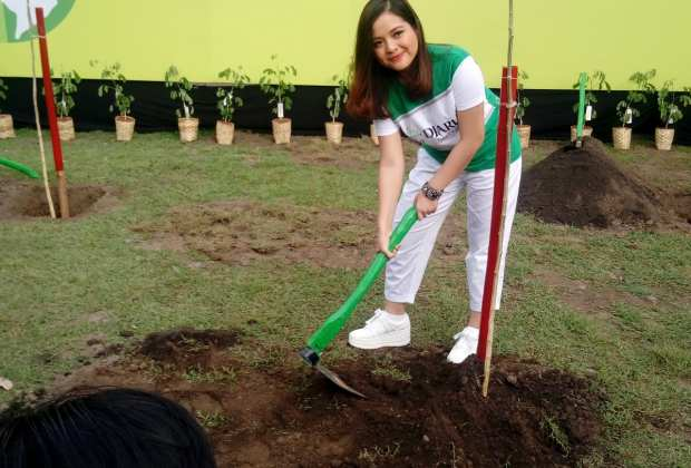 Tasya Kamila Beberkan Cara Mudah Peduli Lingkungan