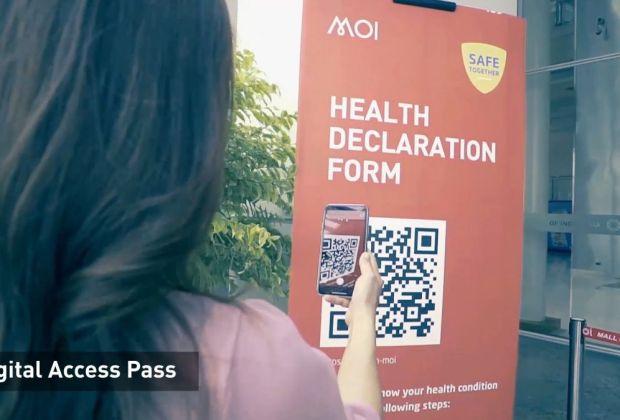 Begini Cara Kerja QR Code untuk Batasi Pengunjung Mal Jakarta Saat New Normal