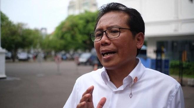 Dituding Rocky Gerung Mirip Pemerintahan Orde Baru, Jubir Jokowi Jawab Begini