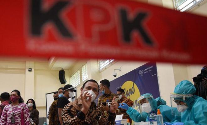 Kepercayaan Masyarakat pada KPK Turun, ICW Sentil Jokowi