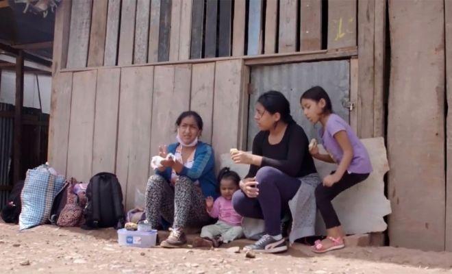 Kisah Haru dari Peru: Dihantui Ketakutan dan Putus Asa, Ibu dan Tiga Putrinya ini Rela Jalan Kaki 560 Kilometer 'Jauhi' Corona