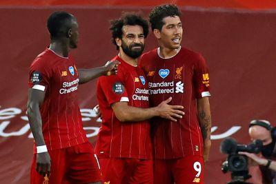 Liverpool Menang Telak 4-0, Salah: Waktu yang Pas Jadi Juara Liga Inggris