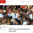 Sebut Rivalitas Anies dan Jokowi, Majalah Inggris: Presiden Indonesia Punya Saingan Baru