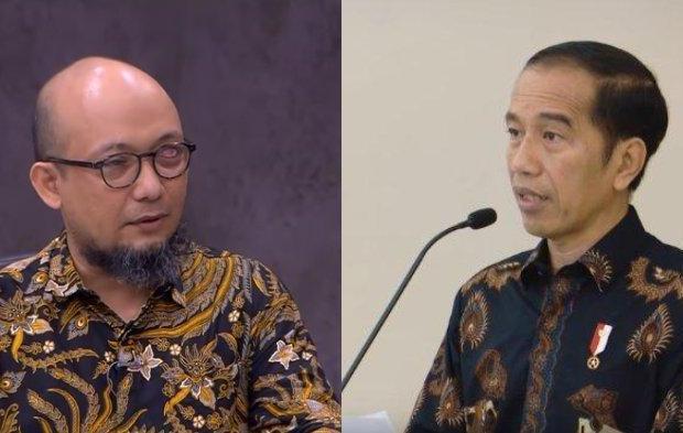 Ada 'Orang Sangat Kuat' Terlibat, Jadi Alasan Novel Baswedan Sering Sebut Nama Jokowi dalam Kasusnya, Maksudnya?