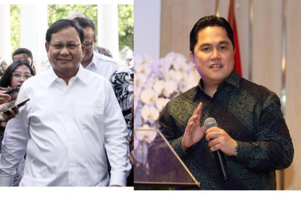 Jokowi Perintahkan Prabowo, Erick Thohir dan Basuki Kerja Keroyokan, Bikin Apa?