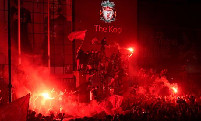 Rayakan Pesta Juara, Ribuan Suporter Liverpool Disebut Lakukan Tindak Kriminal