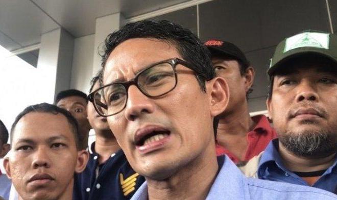 Sandiaga Uno Ikut Buka Suara Soal Kekesalan Jokowi ke para Menteri
