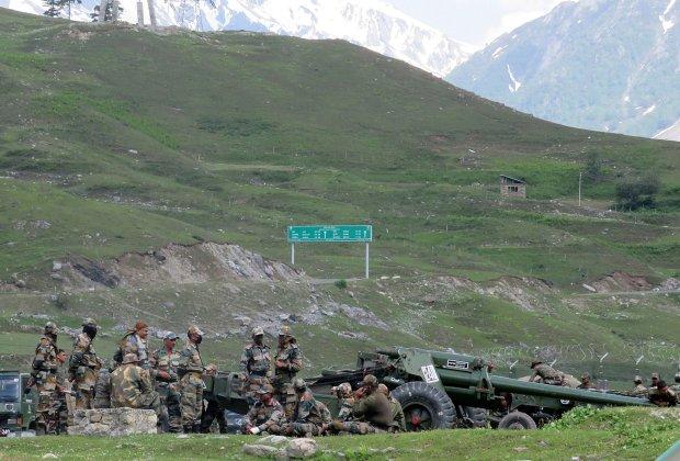 Sekitar 20 Tentara India Tewas Akibat Bentrok dengan China di Perbatasan