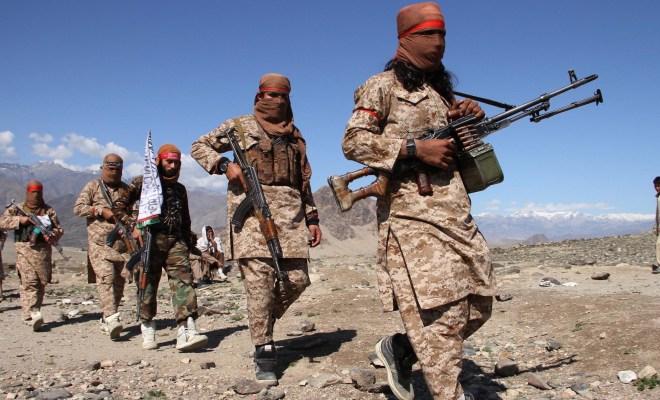 Serangan Taliban ke Pos-Pos Pemeriksaan Tewaskan 18 Tentara Afghanistan