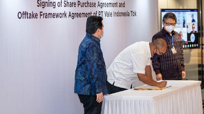 Top Pak Jokowi! 2 Tambang Raksasa Asing Kembali ke Pelukan Ibu Pertiwi