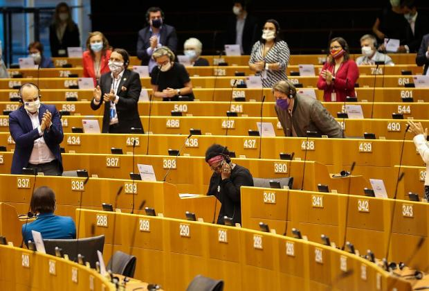 Uni Eropa Kecam Cara Trump Tangani Demonstrasi 'Black Lives Matter'
