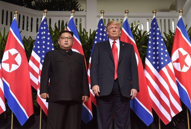 Pyongyang kepada Washington: Tutup Mulutmu Jika Ingin Pemilumu Lancar