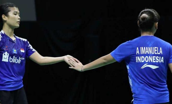 Agatha Imanuela Mundur dari PBSI Home Tournament Akibat Cedera