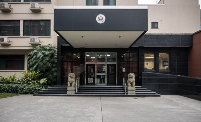 Beijing Balas Perlakuan Washington dengan Menutup Konsulat AS di Chengdu