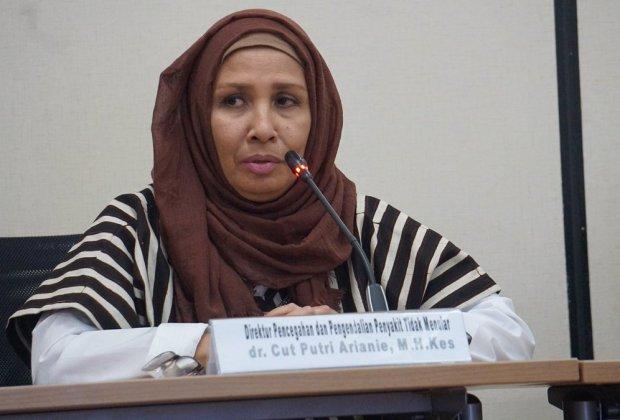 Indonesia Mesti Waspada, Kini Penyakit Tidak Menular Mulai Ancam Kelompok Usia Produktif