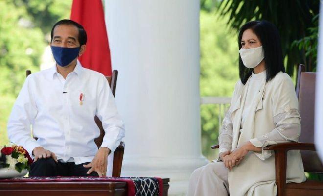 Ini Alasan Jokowi Jalani Tes Swab Lebih Cepat Usai Bertemu Achmad Purnomo yang Positif Corona