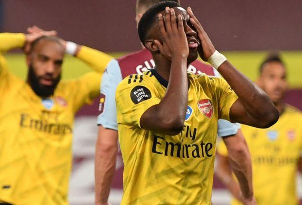 Perolehan Sementara Arsenal Terhitung Sangat Buruk di Liga Inggris
