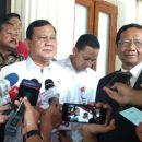 TIKTAK.ID - Ditemani Prabowo dan Sejumlah Menteri, Mahfud MD Resmi Usulkan RUU BPIP ke DPR