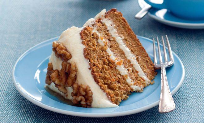 Resep Carrot Cake, Kudapan Klasik dan Manis Bergizi dari Eropa