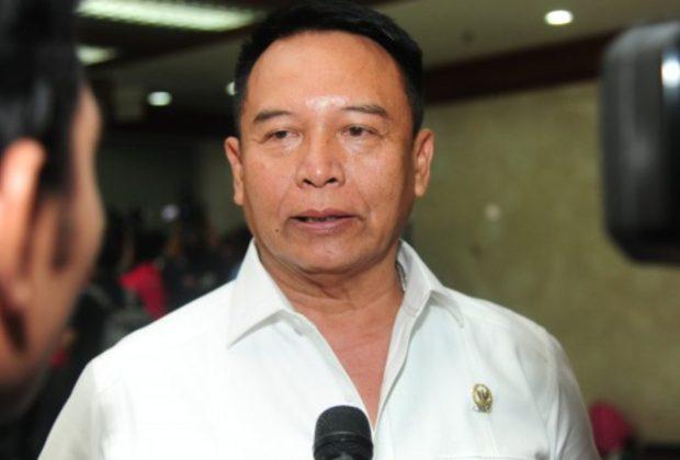 DPR Klaim Tak Pernah Diajak Prabowo Bahas Pembelian Pesawat Jet Tempur Bekas