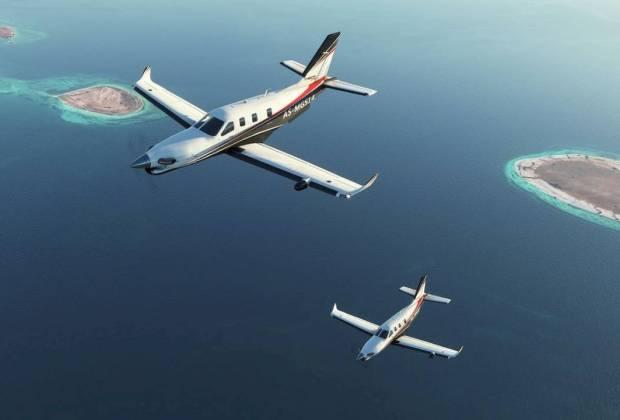 Microsoft Luncurkan Game Simulasi Penerbangan Populer 'Flight Simulator 2020'