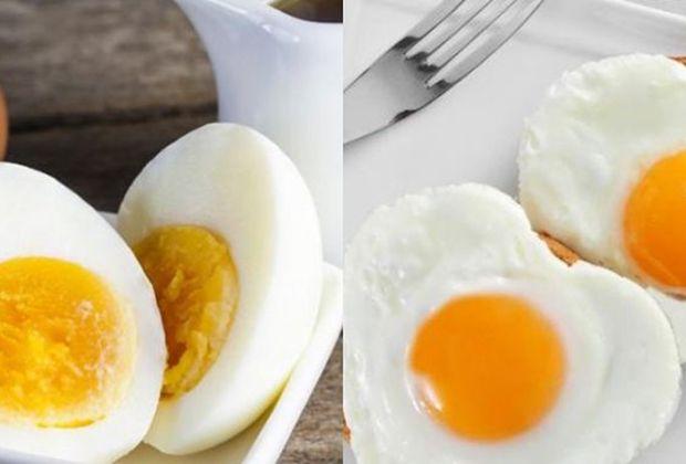Antara Telur Goreng dan Rebus, Mana yang Lebih Sehat?