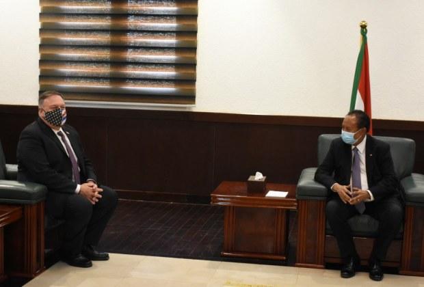 AS Bujuk Sudan Ikut Normalisasi Hubungan dengan Zionis Israel
