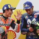 Ada 'Ritual Celana Dalam' Rossi dan Marquez di MotoGP, Murni Takhayul atau...