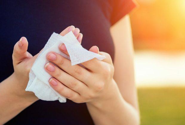Basmi Kuman Pakai Tisu Basah Antiseptik, Gunakan Cara Efektif Berikut ini
