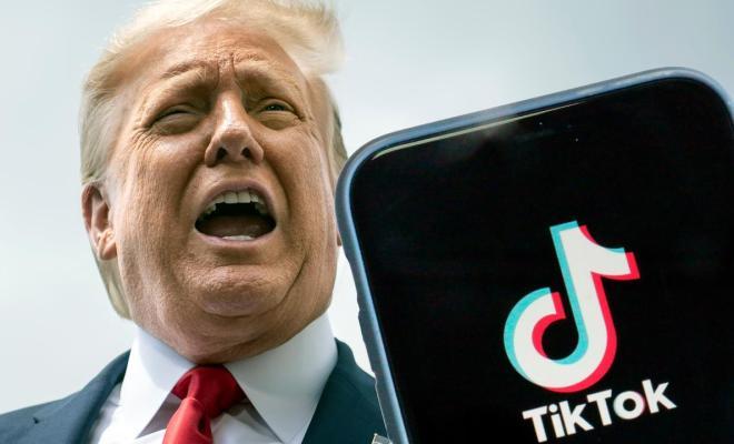 Dilarang di AS, TikTok Pastikan Gugat Trump ke Pengadilan