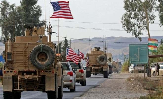 Dua Konvoi Pasukan Koalisi AS Dihantam Ledakan di Irak