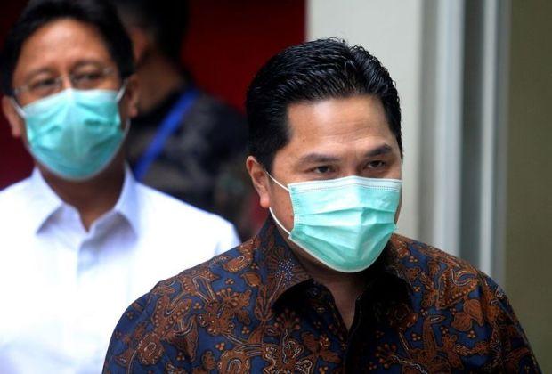Erick Thohir Copot Dirut Asabri, Benarkah Ada Campur Tangan dan Deal Khusus dengan Prabowo?