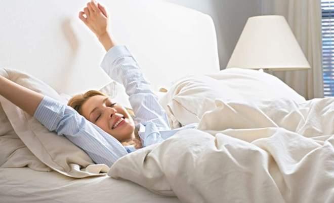Ingin Segar Bugar Saat Bangun Tidur, Ikuti Tips Berikut Ini