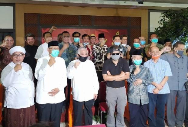 Babak Baru Upaya para Oposan Jokowi 'Selamatkan Indonesia'