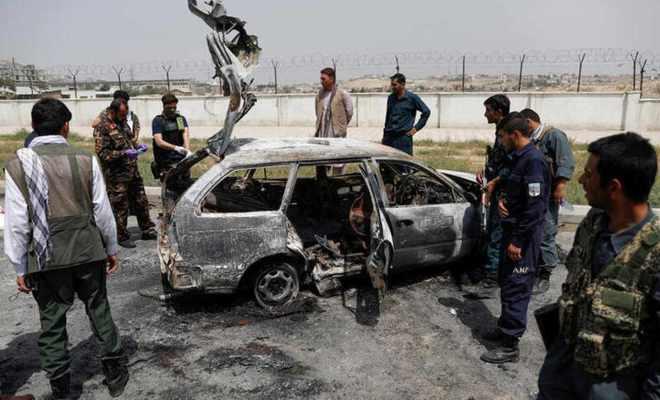 Ledakan Bom Mobil Tewaskan Tiga Orang dan Lukai 41 Lainnya di Afghanistan