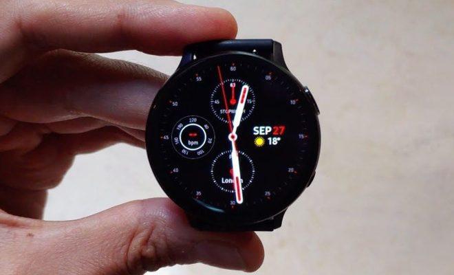 Penampakan Arloji Pintar Samsung Galaxy Watch 3 Jelang Peluncuran
